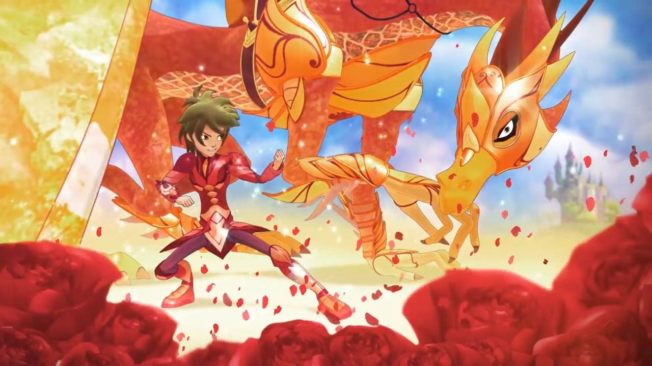 Regal Academy 2 - Dragon - Fairy tale - Travis Beast