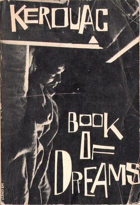 Kerouac Book of Dreams cover