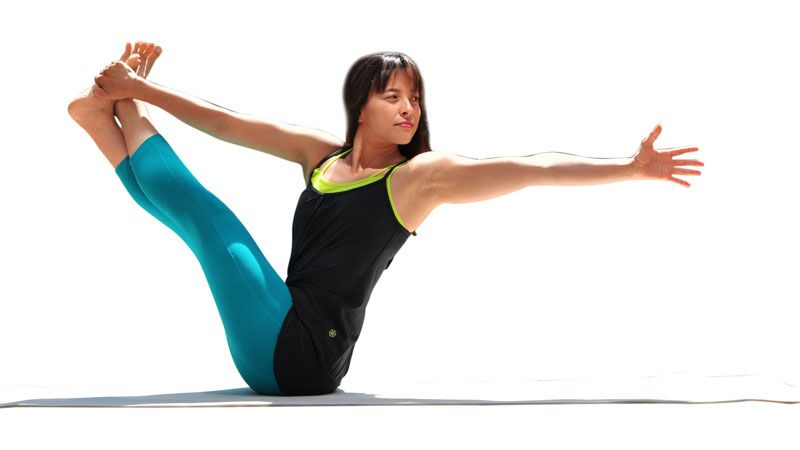 Image result for Boat Pose Twists: