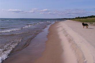 Beaches :: St. Ignace Visitors Bureau