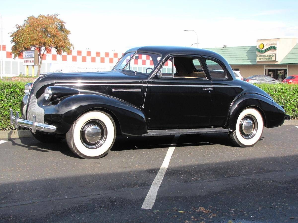 1939 Buick Special Business Coupe | Buick | Pinterest | Business ...