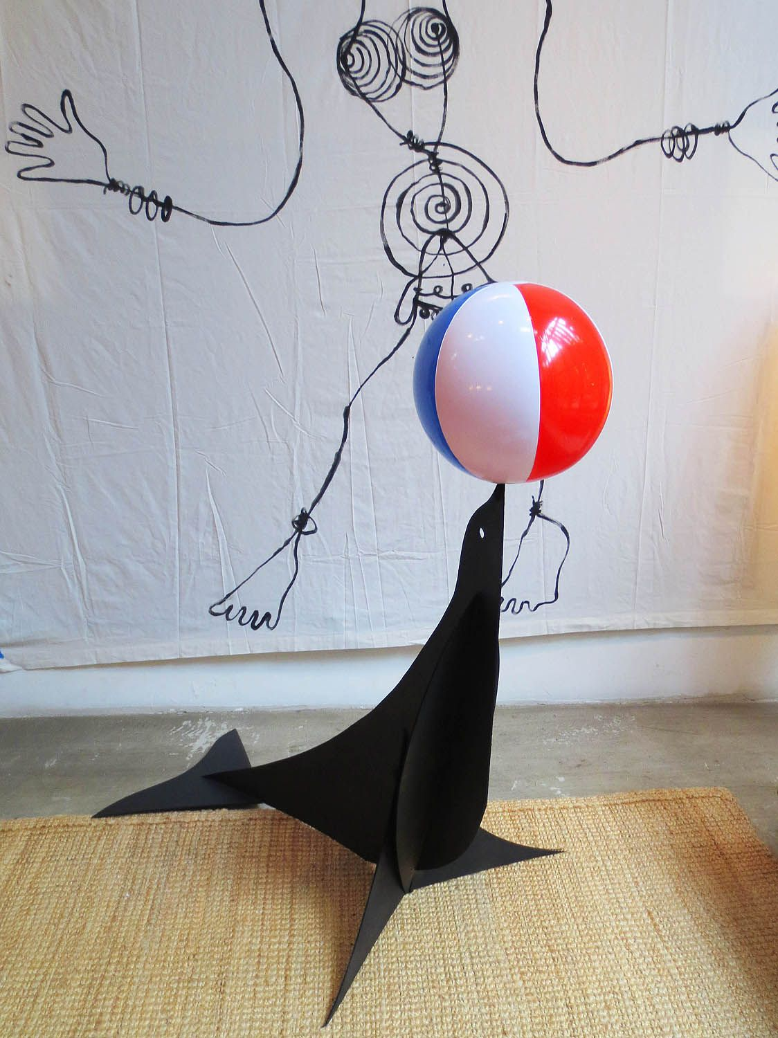 Alexander Calder Embodied A Spirit Of Play He Invented The Marine Wiring Books Whimsical Mobile And Created Fantastic Traveling Circus From Cork Wire