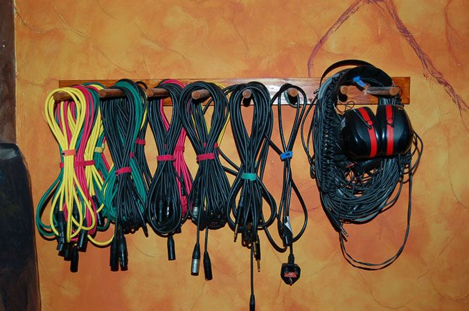 Studio Cable Storage Google Search Cable Storage Music Room