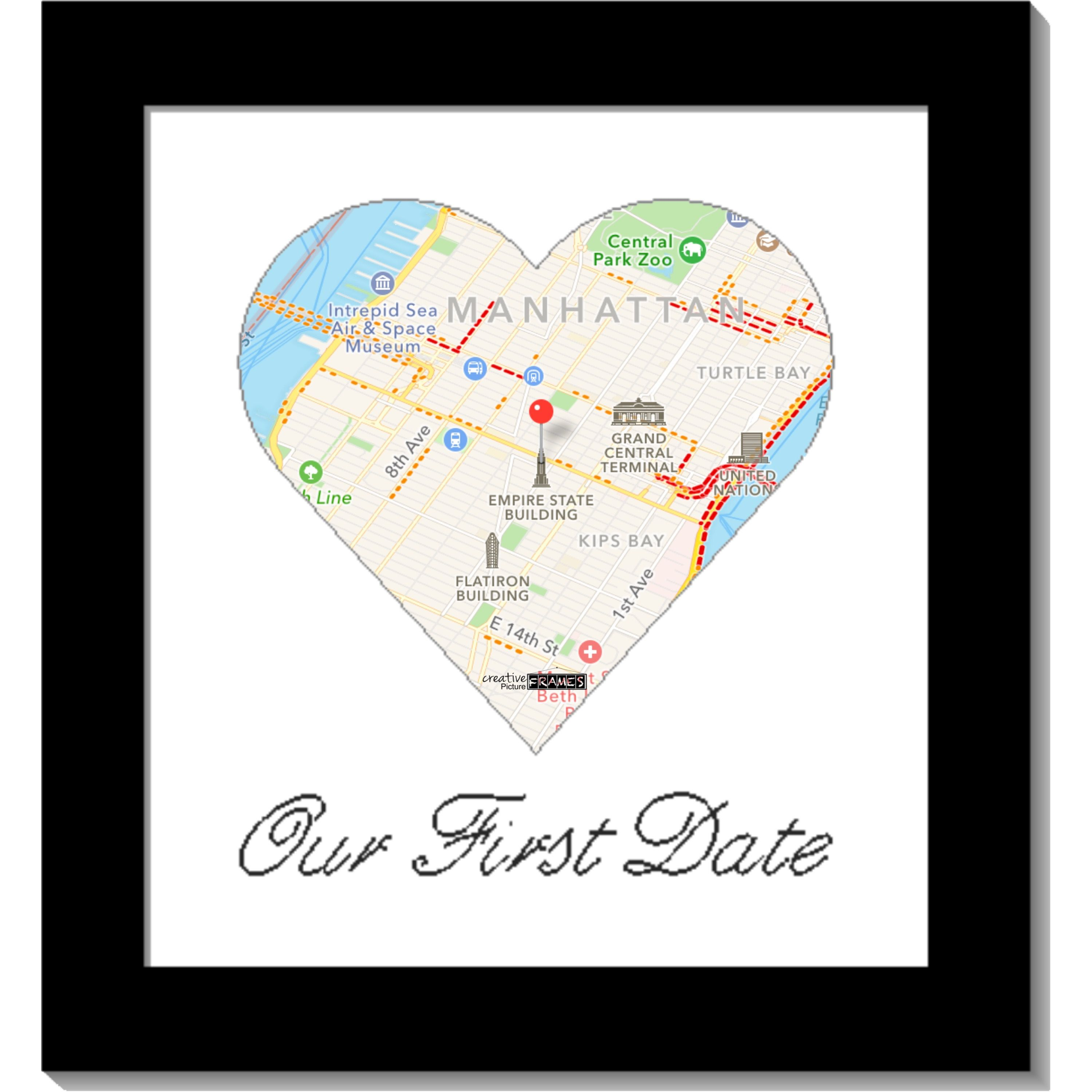 Creative first date gifts