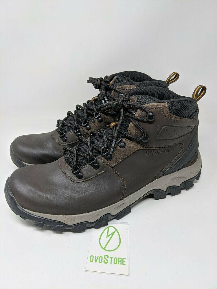 Columbia Men S Newton Ridge Plus Ii Waterproof Hiking Boots Size 11 5 Columbia Boot In 2020 Hiking Boots Boots Waterproof Hiking Boots