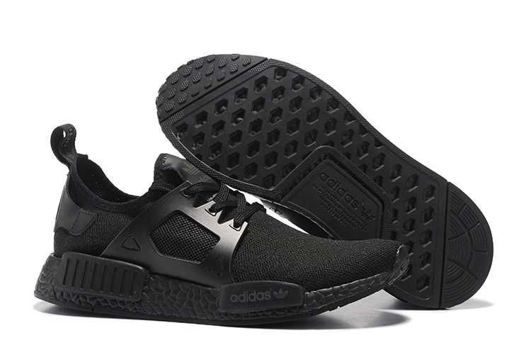 svarta adidas skor dam