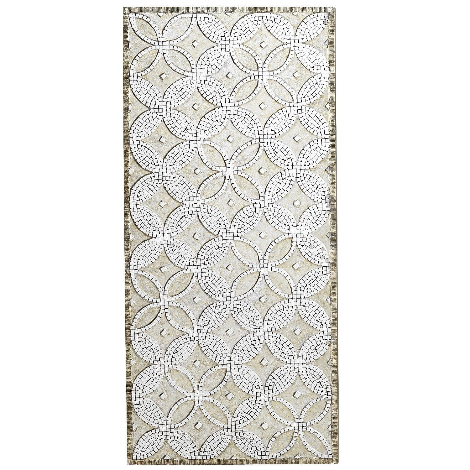 Pier 1: Mirrored Geometric Wall Panel - Champagne | Home ...