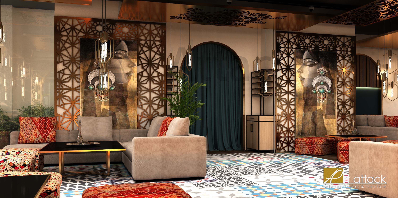 Interior Design Design Art Attack My Room شقق مطعم اورينتال مودرن تصميم تصميم داخلي Apartment Decoration Decor Luxurydes Furniture Home Decor Home