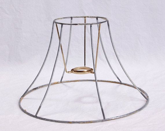 Lamp shade wire frame cottage shabby chic lamp harp diy kit diy lamp shade wire frame cottage shabby chic lamp harp diy kit diy lamp harp frame pinterest shabby chic lamps shabby and lamp shade frame greentooth Images