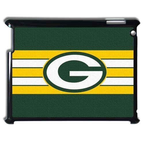 Green Bay Packers case for New iPad 3 / New iPad 3 case hard cases / New iPad 3 Design and made to order / custom case by New iPad_NFL,