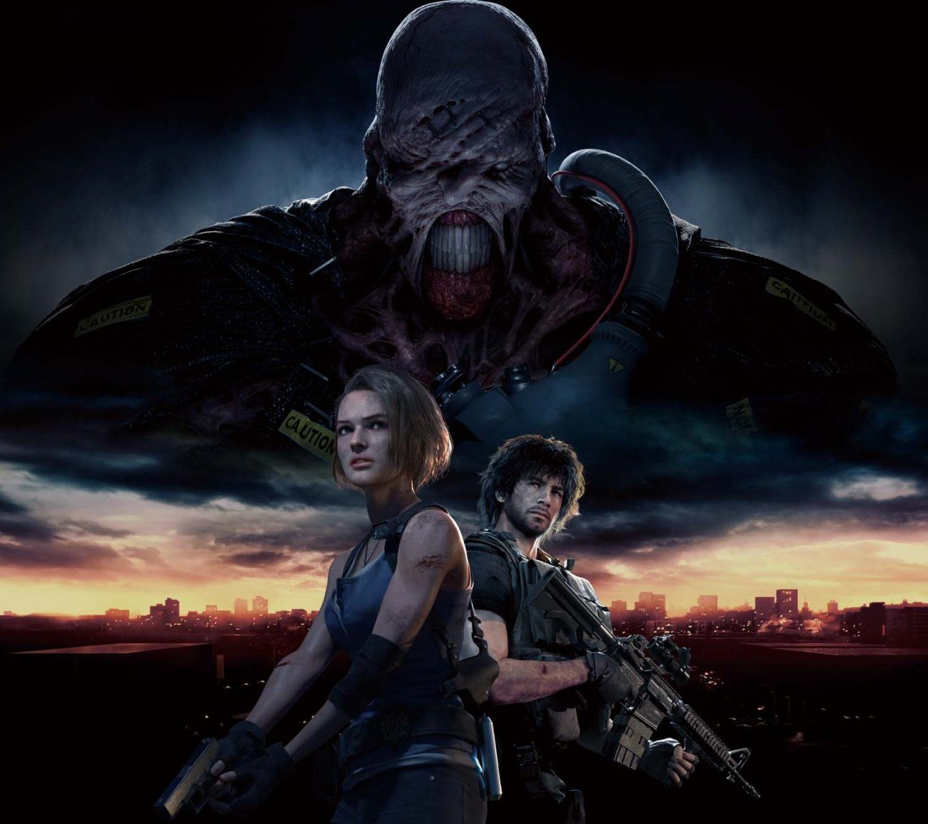 Resident Evil 3 Remake coming April 2020 to PC, PS4, and