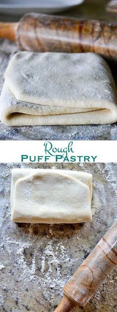 Rough Puff Pastry - Flaky Pastry - Renee Nicole's Kitchen