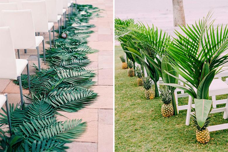 Decoração tropical: Inspiração perfeita para seu casamento