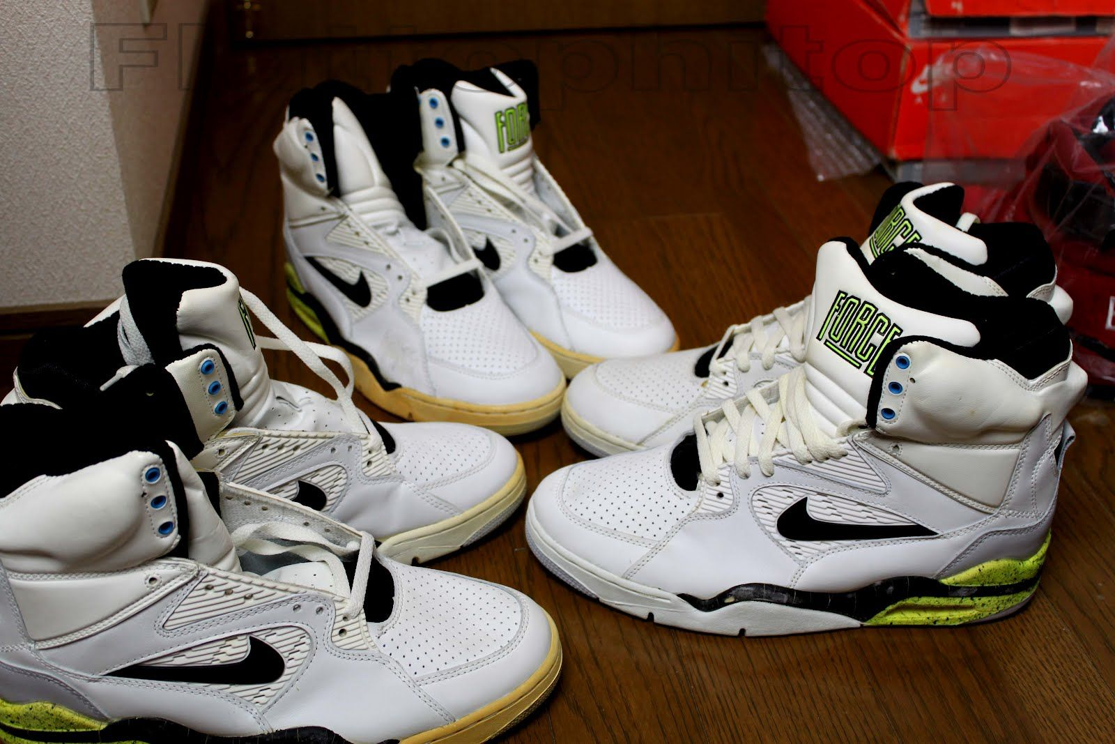 cheap for discount 0d1fb 1defb NIKE AIR COMMAND FORCE (1990)