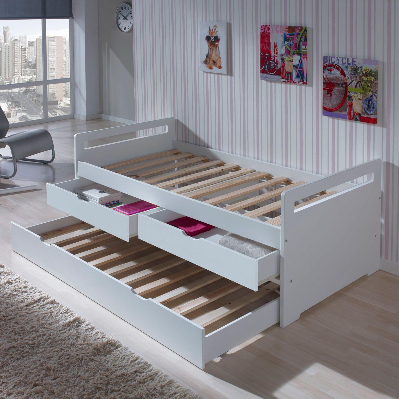 sommier palette bois affordable with sommier palette bois lit gigogne en bois x cm avec. Black Bedroom Furniture Sets. Home Design Ideas