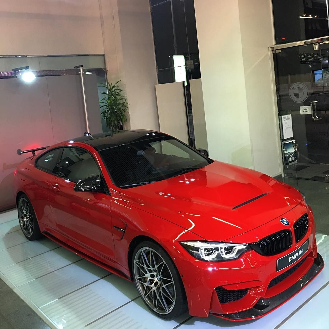 Bmw M4 Competition Package With Gts Bonnet And Lip Bmw Bmw M4