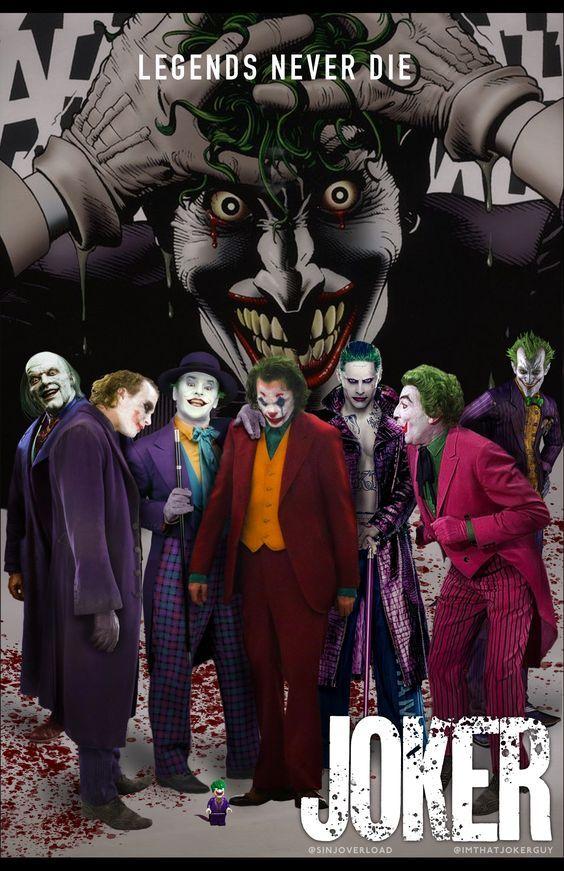Titulo Joker Data De Lancamento 2019 10 02 Producao Dc