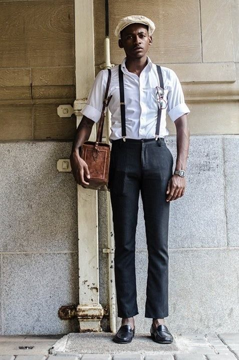 416c946b3353c Bafana - South Africa Gentleman Style