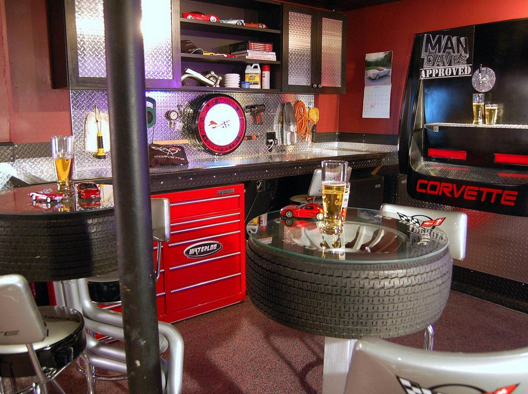 bar ideas man cave - How To Renovate The Man Cave Bar In Your House ...