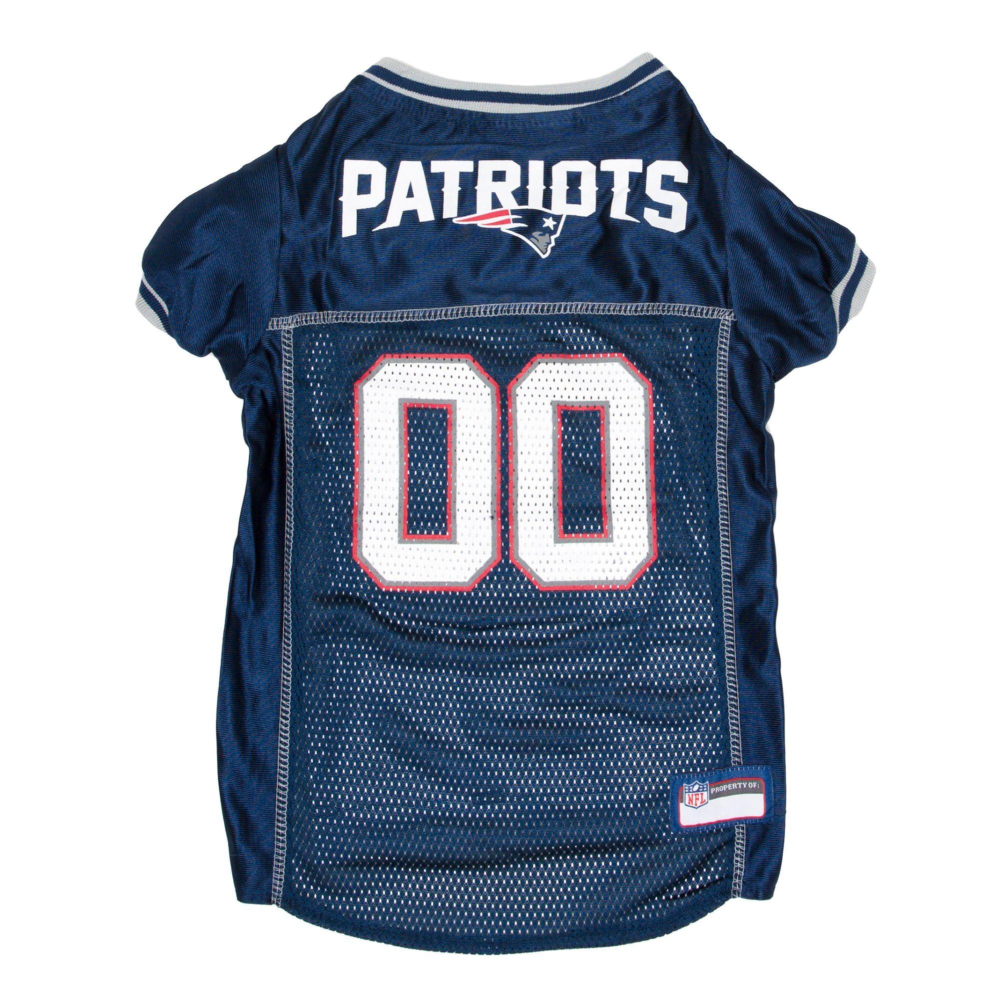 New England Patriots NFL Mesh Jersey