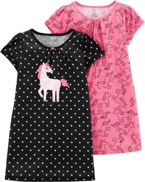 2-Pack Unicorn Nightgowns  408156f2e