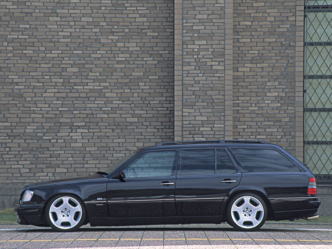 Tuning wald international mercedes benz e class estate w211 - Mercedes Benz Amg