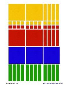 photo about Algebra Tiles Printable called Printable Algebra Tiles Math Math manipulatives, Math