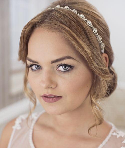 Pin Na ślubne Ozdoby Do Włosów Wedding Hair Accesories