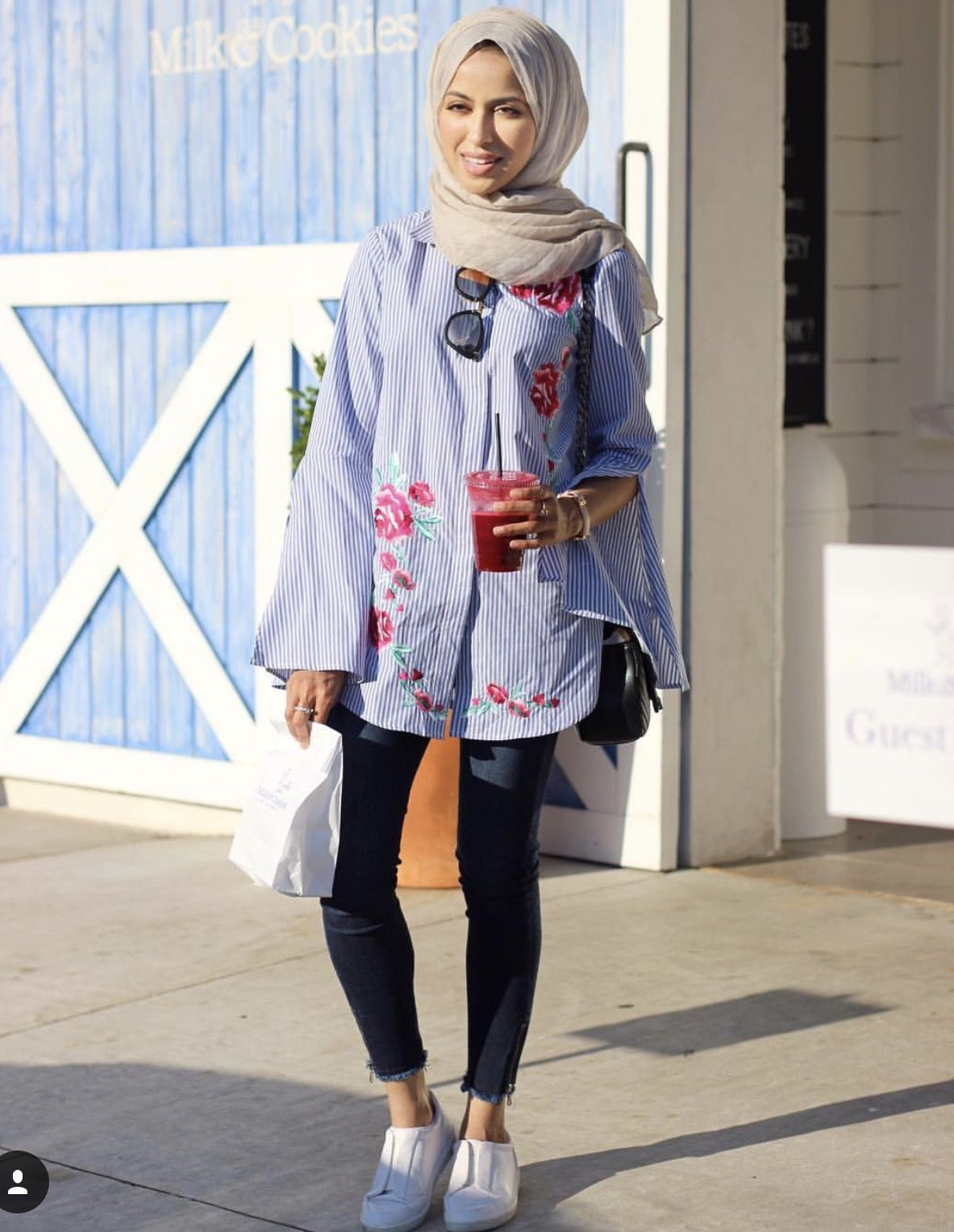 PINNED BY @MUSKAZJAHAN -  Hijab outfit, Hijab fashion, Fashion