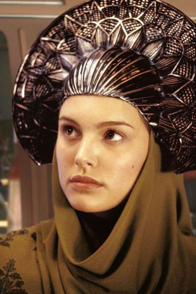 The World of Woven Trees: Padme Travel Headdress