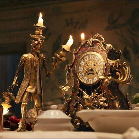 Good Thinking Cogsworth What Cogsworth Lumiere