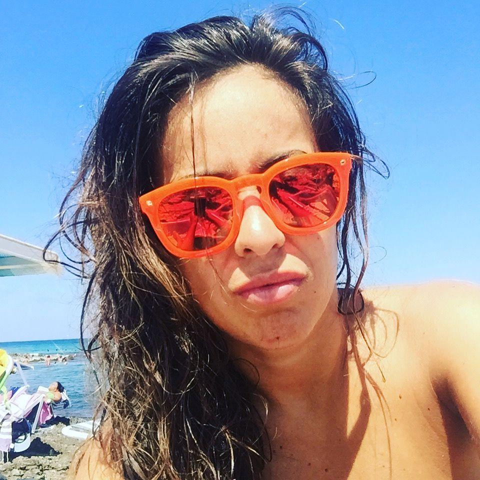La più coraggiosa decisione che prendi ogni giorno è di essere di buon umore. - Voltaire - #mylife #mylifestyle #cozzebeach #water #ocean #lake #instagood #photooftheday #beautiful #sky #clouds #cloudporn #fun #pretty #sand #reflection #amazing #beauty #beautiful #shore #waterfoam #seashore #waves #wave