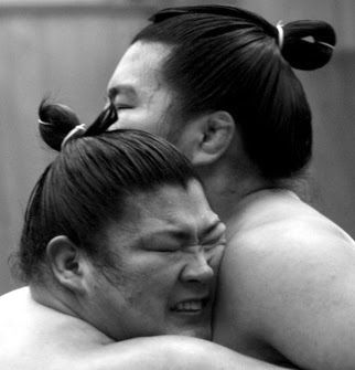 Sumo Wrestler Hair Style Top Knot Hairstyles Top Knot Mens Hairstyles