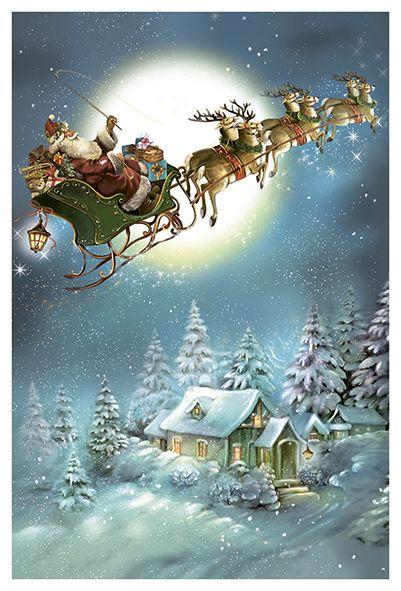 Korsch Verlag Adventskalender Weihnachtsbilder Weihnachten Nostalgie Weihnachtsszenen