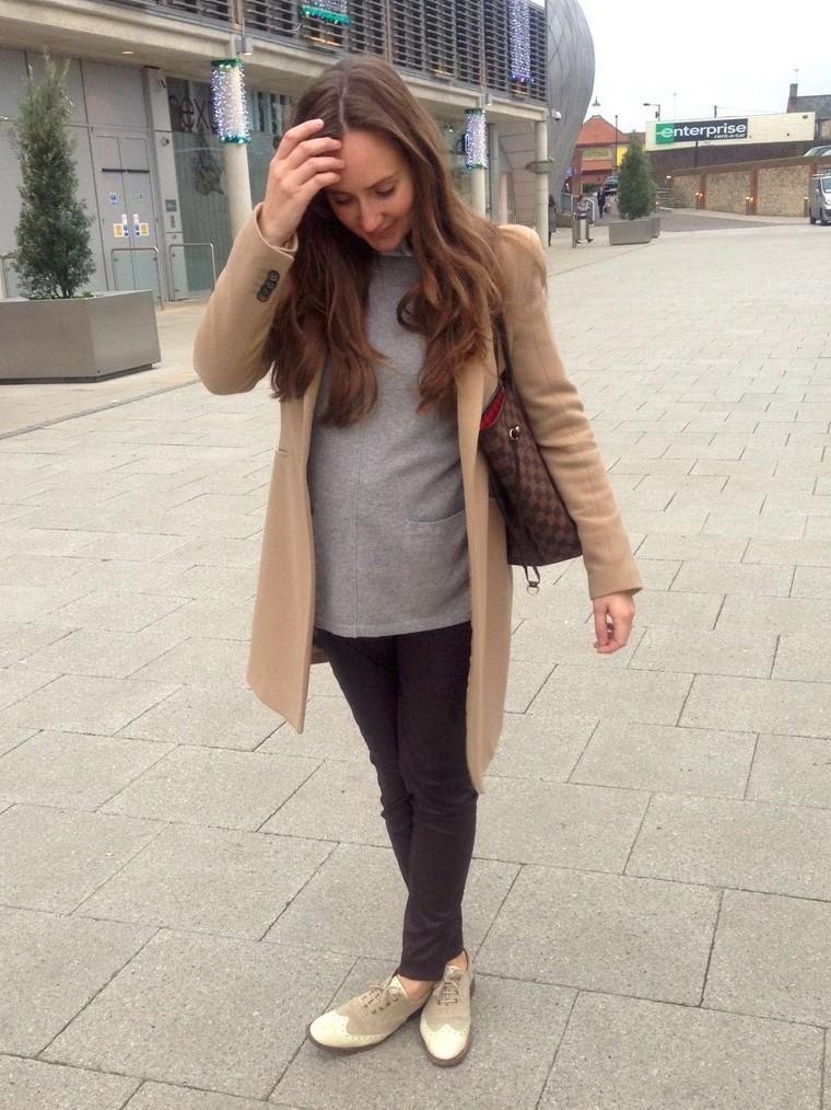 Mode premamá mehr als 40 Vorstellungen von Kleidung für den Winter