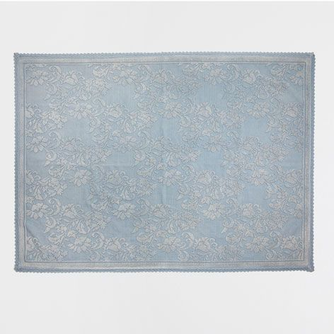 blue jacquard rug rugs decoration zara home united kingdom house items pinterest. Black Bedroom Furniture Sets. Home Design Ideas