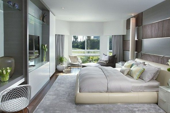 Gentil Luxurious Modern Bedroom Design