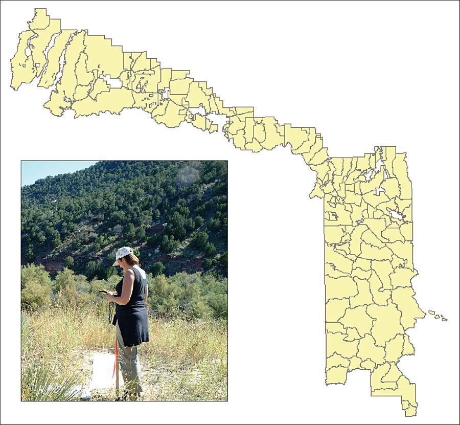Esri ArcNews: US #Forest #Service (#USFS) See Regional Horizons ...