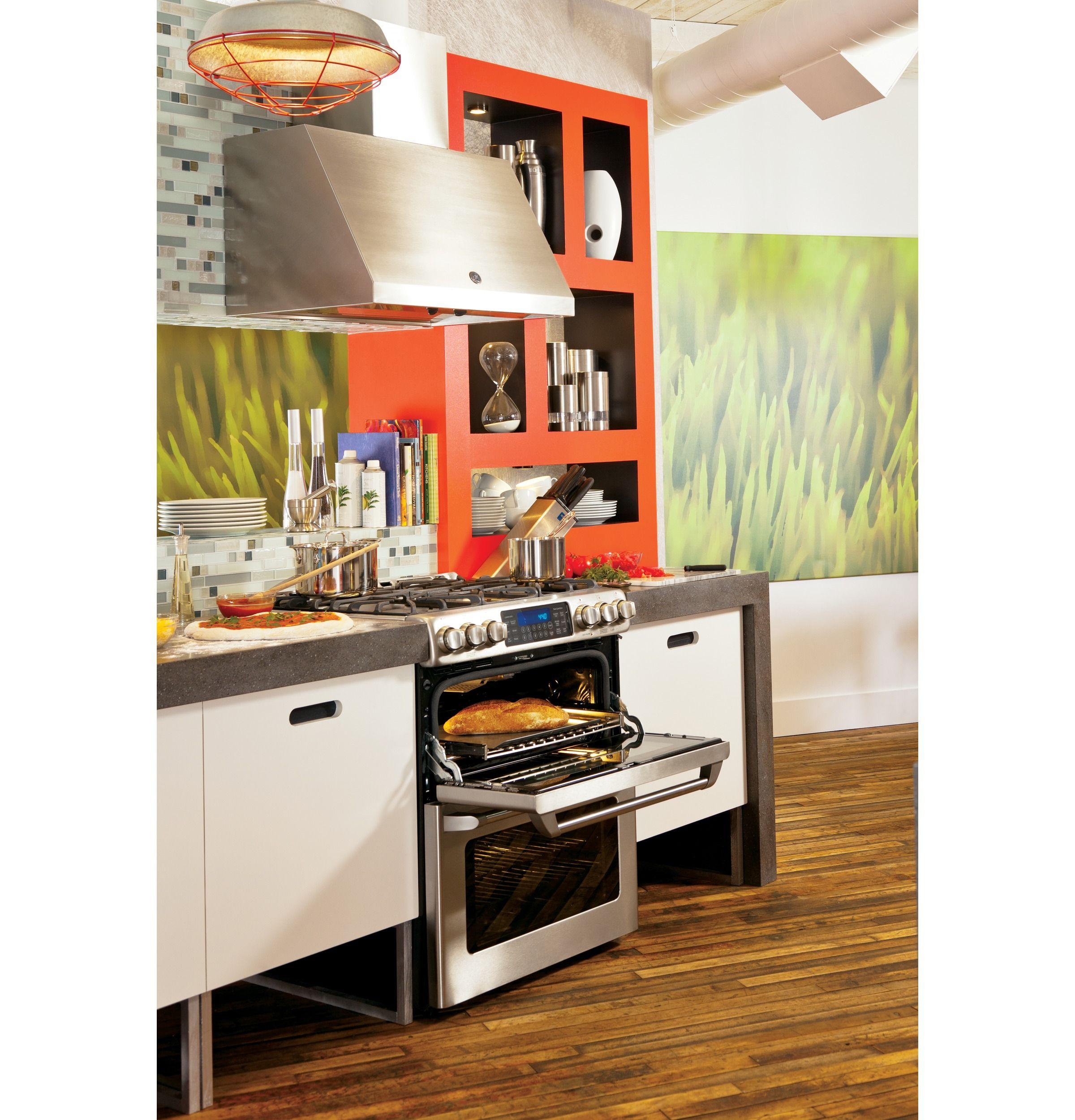 Double Oven Kitchen Design