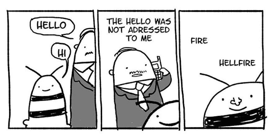 Sociallyawkwardcomicsintrovertsbees Soquiett - Hilarious comics that every introvert will understand