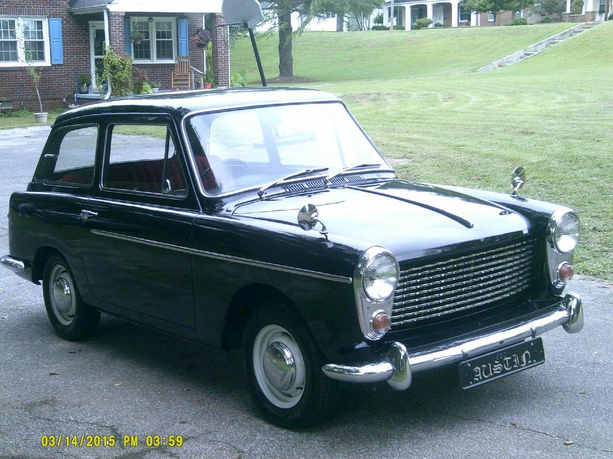 1960 Austin A40 Farina   $10,000 Greenville, SC #ForSale #Craigslist  Craigslist Greenville
