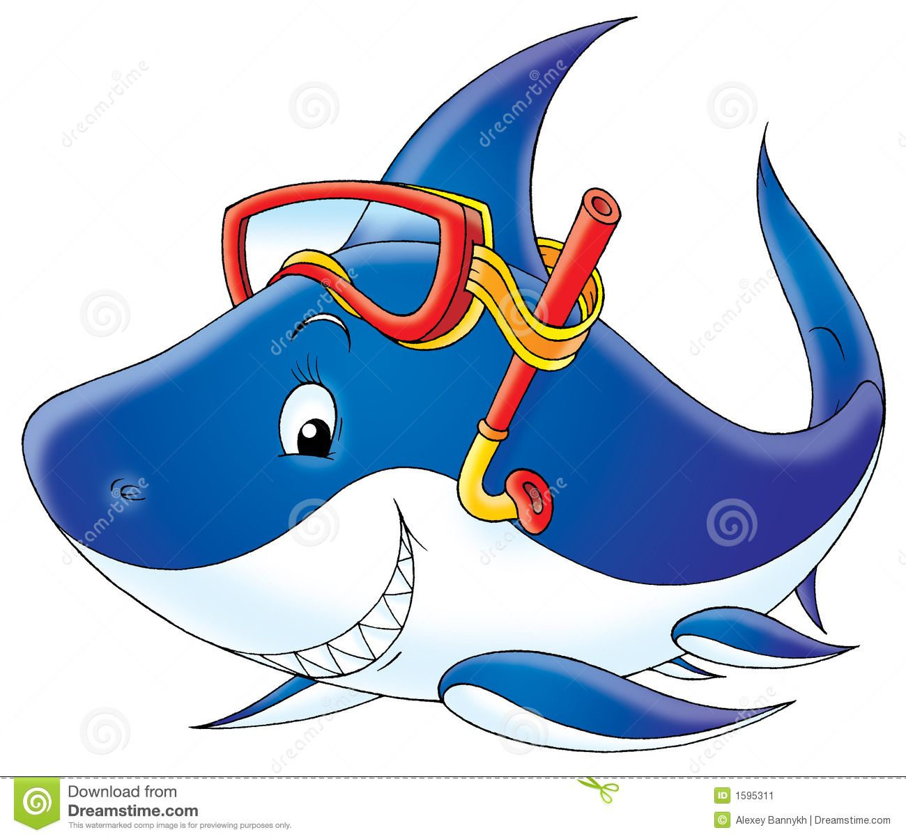 Whale Shark Clipart | Clipart Panda - Free Clipart Images | Dive ... for Smiling Shark Clipart  103wja