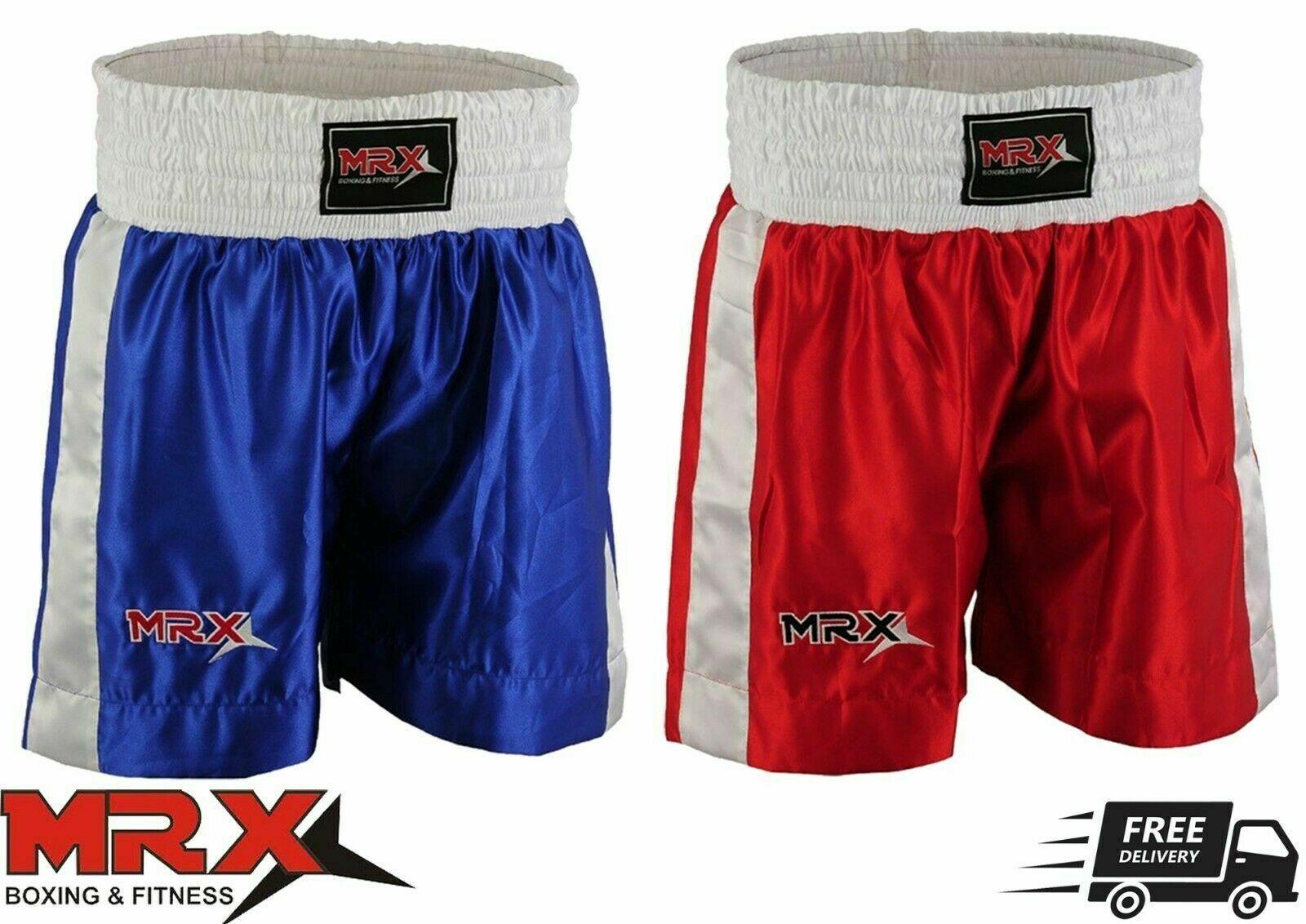 Mens Kick Boxing Shorts MMA Muay Thai Fight Martial Arts Gear