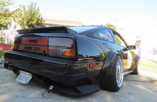 Nissan300zx Z31 Turbo Modified Slammed Lowered Nissan 300zx