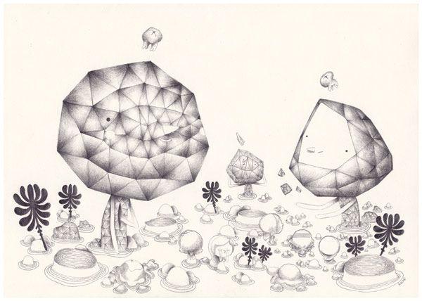 Los Dibujos de Yohan Sacre