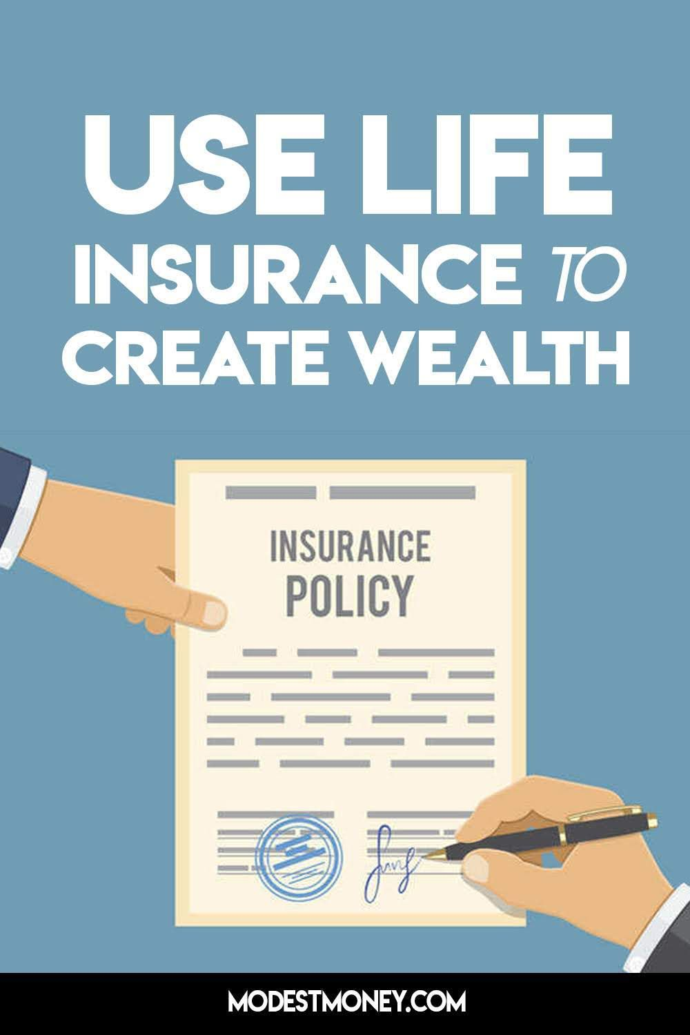There Are Many Ways To Create And Build Your Wealth But Did You Know That Life Insurance Is On Life Insurance Facts Whole Life Insurance Life Insurance Quotes