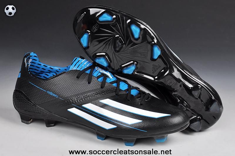 Low Price Black Blue White 2014 World Cup Adidas F50 Adizero Trx Fg Football Shoes Store Soccer Shoes Messi Soccer Shoes Soccer Boots