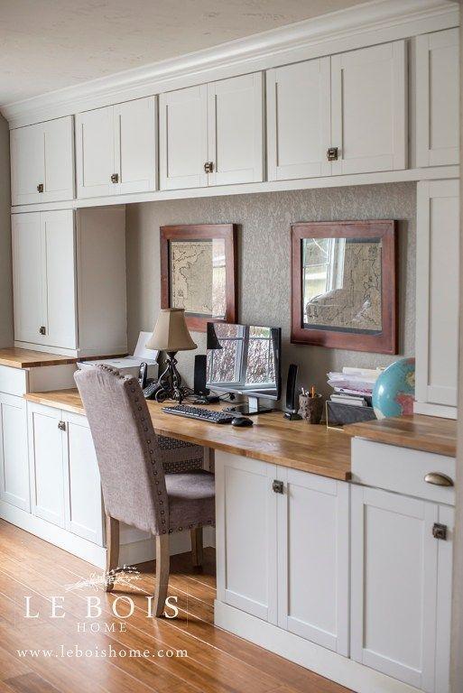 Kitchen Cabinets Desk