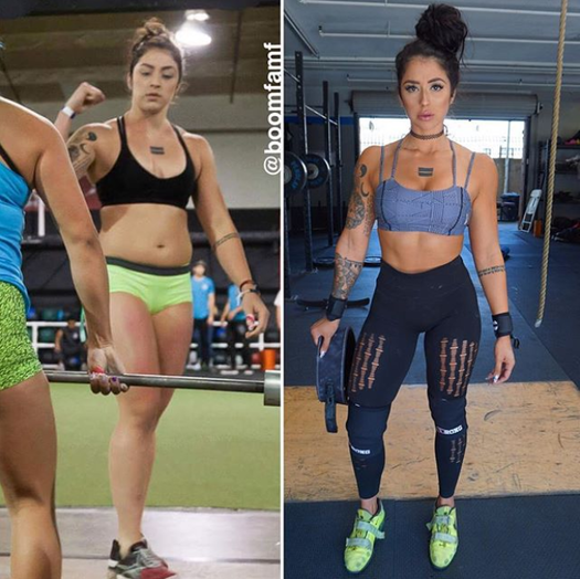 These Fitness Stories Will Inspire You to Start Lifting Heavy Weights
