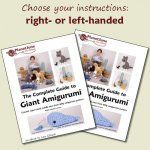 The Complete Guide to Giant Amigurumi - a crochet ebook #crochet ebook The Comp...